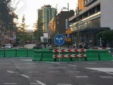 Politie gaat extra controleren op overtreders nieuwe regels Vestdijk Eindhoven