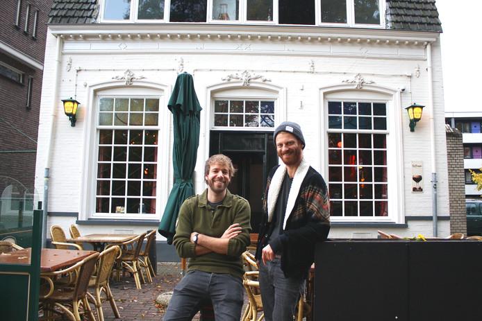 René Beniers en Bastiaan Beszelsen.