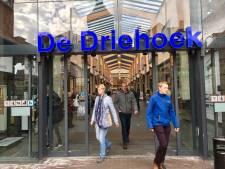 Pieces vertrekt uit winkelcentrum De Driehoek in Oldenzaal