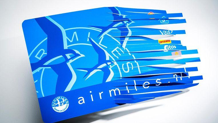 Honderdduizenden spaarders dreigen op 1 november een deel van hun Airmiles kwijt te raken. Dan vervallen alle spaarpunten die klanten voor 1 november 2013 verzamelden. Beeld anp