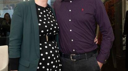 """Veerle en Nick uit 'Blind Getrouwd' zijn zalig zwanger: """"De geboorte wordt het mooiste moment uit ons leven"""""""
