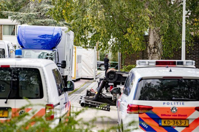 Wiersum werd op 18 september in de vroege ochtend op straat bij zijn huis aan de Imstenrade in Amsterdam doodgeschoten.