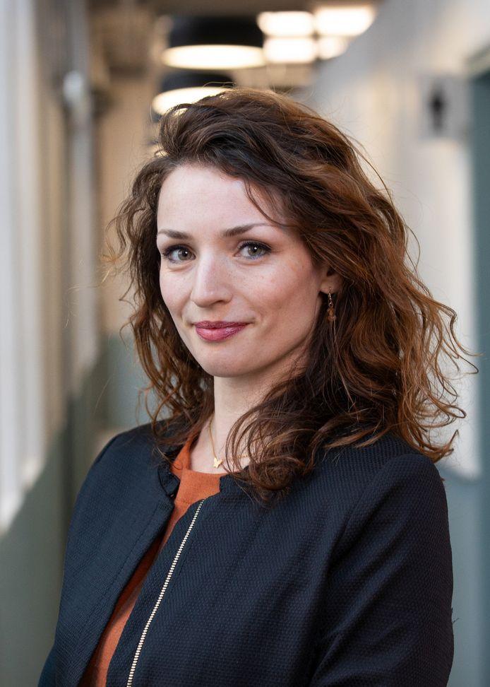 Stefanie Vatta, wethouder in Oisterwijk, heeft flink moeten snijden in de sociale voorzieningen.