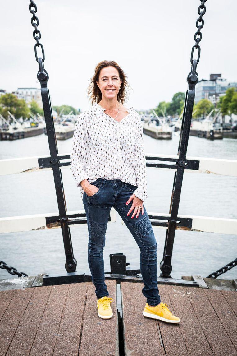 Mirjam van Hengel Beeld Tammy van Nerum