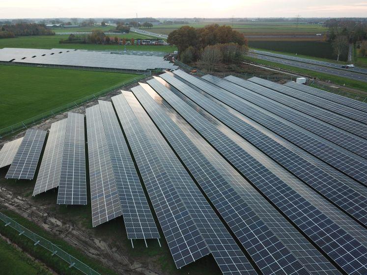 110 hectare aan zonneparken in Berkelland, heel veel kan er niet meer bij