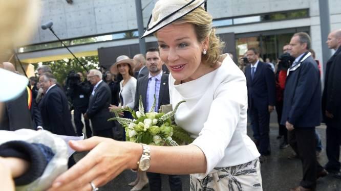 Mathilde wil aangesproken worden met 'Hare Majesteit'