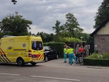 Jongen krijgt handrem in zijn been bij fietsongeluk in Kaatsheuvel