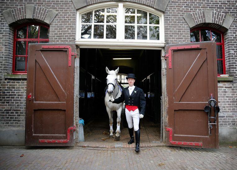 De Hollandsche Manege krijgt 230.000 euro. Beeld Hollandse Hoogte /  ANP