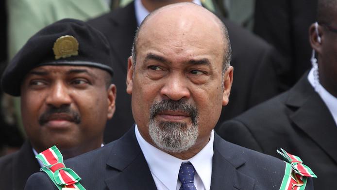 President Desi Bouterse van Suriname liet via zijn woordvoerder weten dat er mogelijk een tramverbinding in Suriname komt.