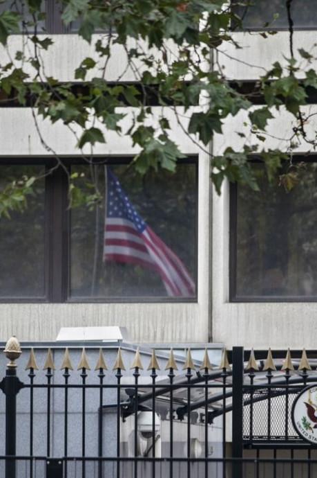 Un homme soupçonné de planifier un attentat contre l'ambassade américaine à Bruxelles arrêté