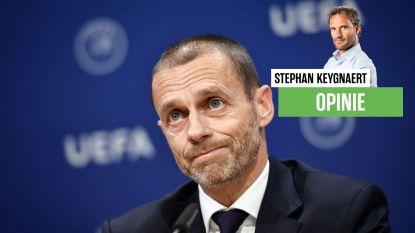 """Inside UEFA, waarom de hoogste voetballeiders in Europa ons scheef bekijken: """"WTF gebeurt daar in België?"""""""