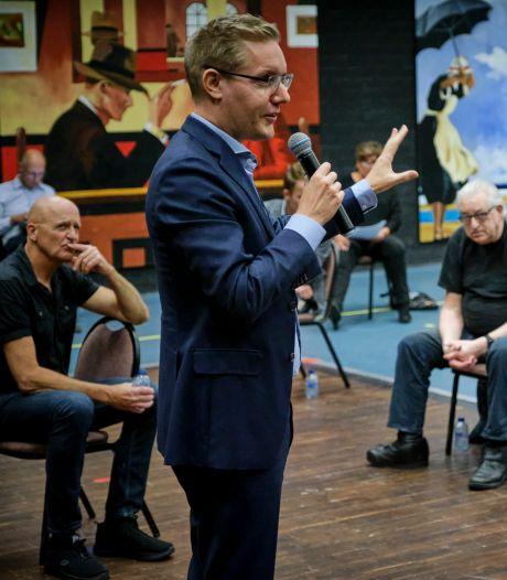 Bedrijf in overtreding op eerste dag stofoverlast in Hoek van Holland