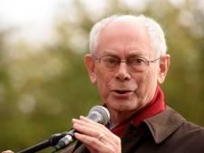 Herman Van Rompuy à la tête de la Fondation Forêt de Soignes