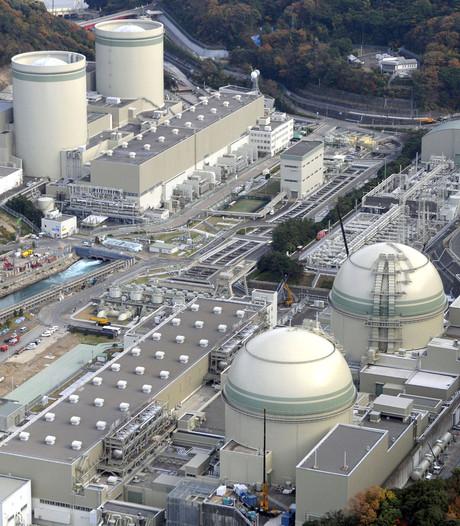 Japanse kerncentrales gaan weer aan