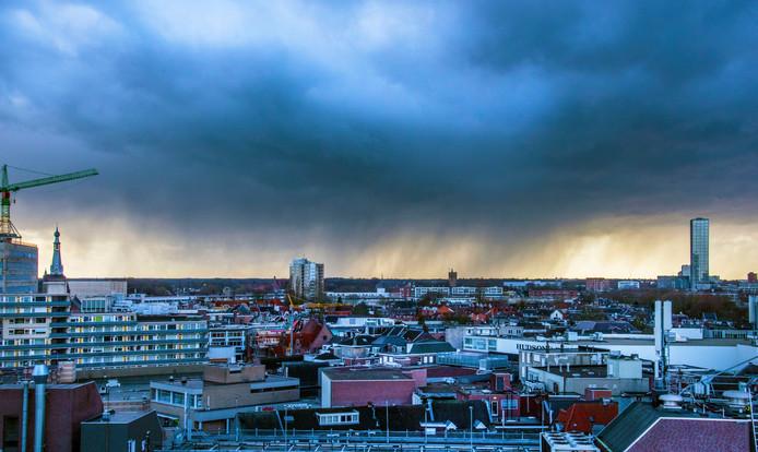 'Terwijl Tilburg groeit en bloeit is onze buurt een voorbeeld van stilstand'.