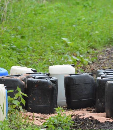 Geld voor opruimen gedumpt drugsafval