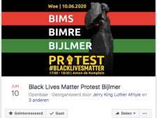 Anti-racismeprotest aangekondigd in de Bijlmer