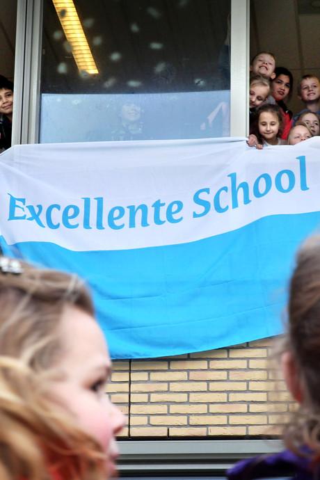 Apetrots op excellente school Anker in Brielle