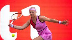 Kiki Bertens geeft forfait voor US Open wegens het coronavirus