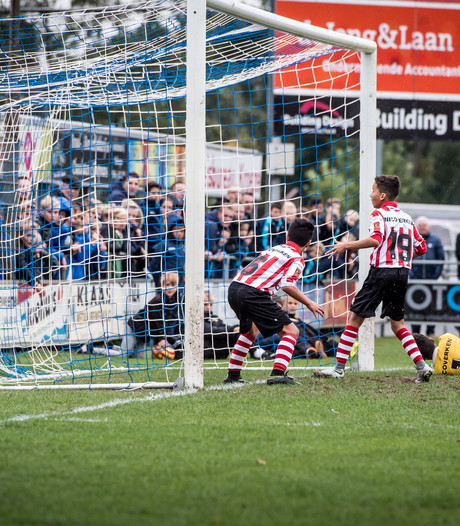 SV Enter in het teken van jeugdtoernooi