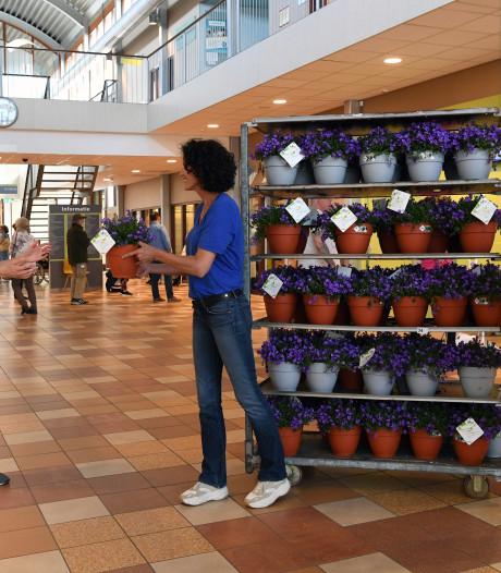 Duizenden planten voor zorgpersoneel ziekenhuis Tilburg