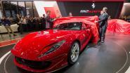 4.000 euro boete en 9 maanden rijverbod voor bestuurder die met snelste Ferrari ter wereld vlucht van politie