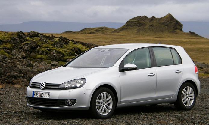 De VW Golf is populair als youngtimer