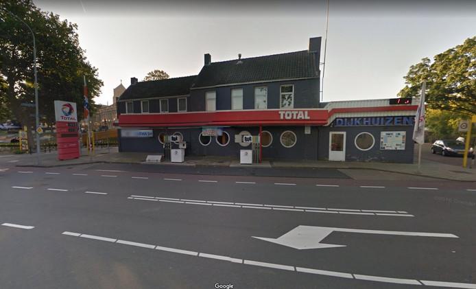 Total tankstation Van Dijkhuizen Veemarkt.