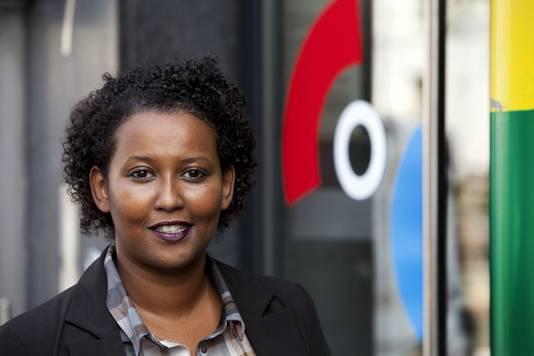 """Bestuurslid COC Haaglanden Hodo Essa: """"Inclusion is het woord van COC. Het gevoel dat je erbij hoort."""""""
