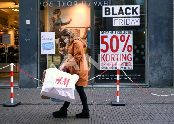 Black Friday shoppen