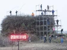 Marathon: 24-uur Poasvuur slep'n in Holten