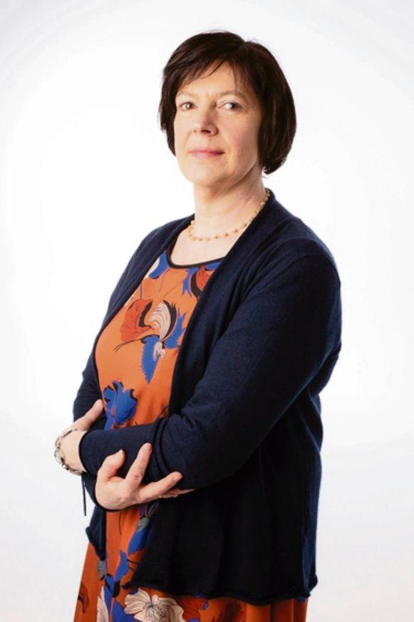 Hilde De Geeter, coördinator bij voedingsinformatiecentrum NICE (Nutrition Information Center)