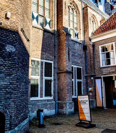 Vijf ontwerpteams in race voor renovatie Museum Prinsenhof