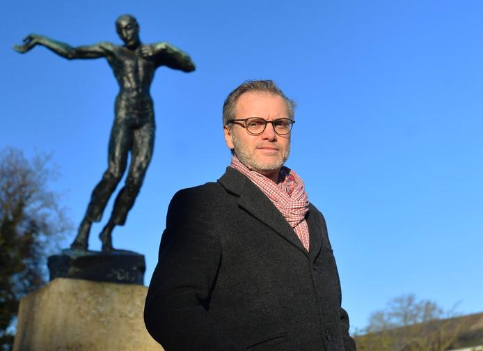 Stadsdichter Joep Trommelen