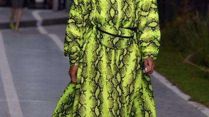 Van de piste naar de catwalk: Nafi Thiam schopt het tot model