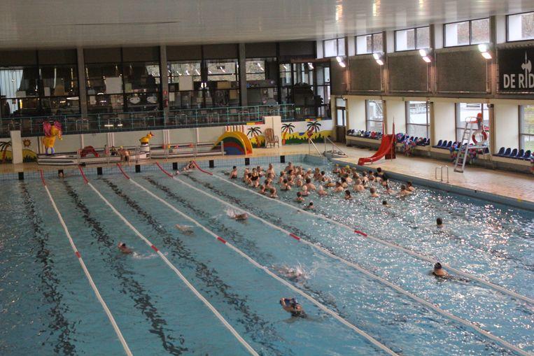 Zwembad van Aalst.