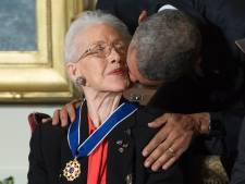Katherine Johnson, éminente personnalité de la NASA, est décédée à 101 ans