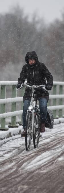 Koud!! Zondag en maandag kan het kwik dalen naar -8 in Oost-Nederland