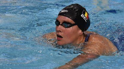 """Kimberly Buys gaat door tot Olympische Spelen van 2020: """"Na het EK in Glasgow zat ik met mezelf in de knoei"""""""