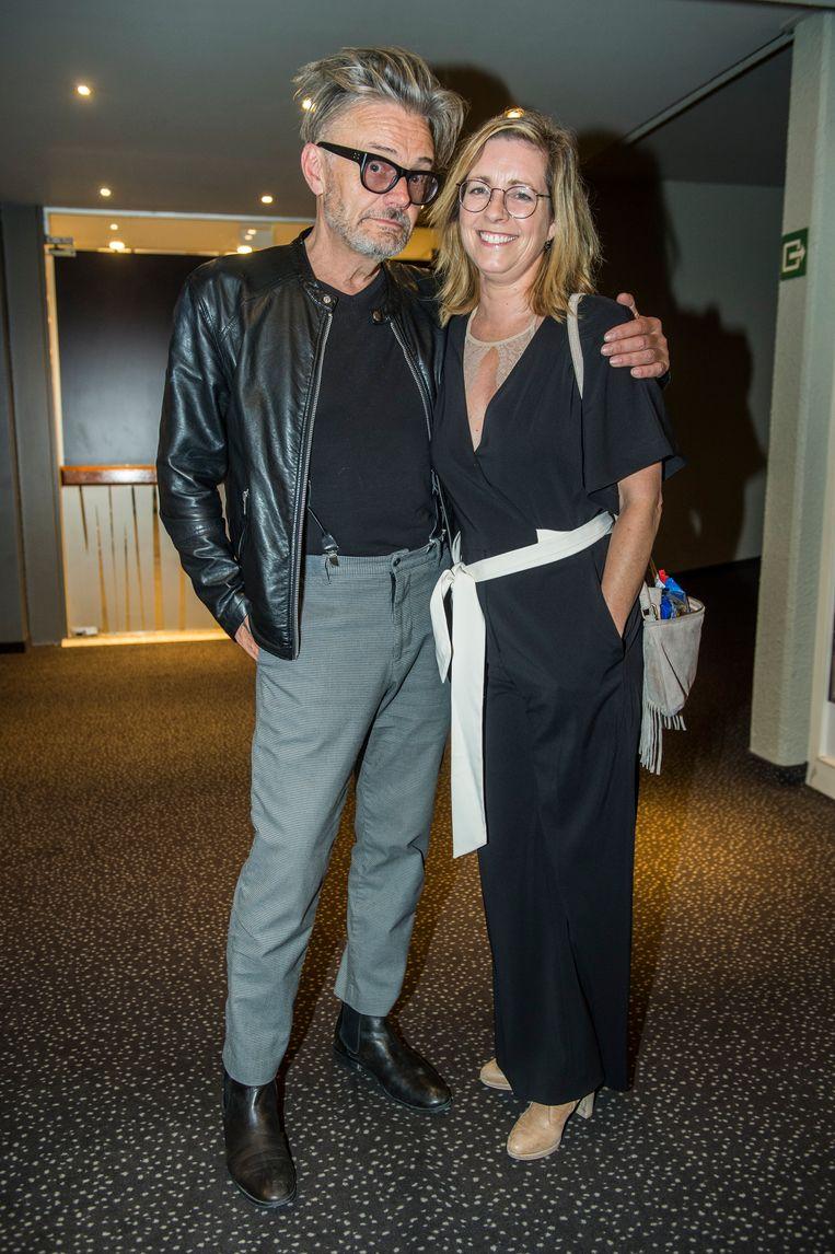 Marcel Vanthilt en Birgit.