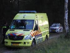 Man gewond naar ziekenhuis na ongeluk met elektrische buggy in Heeswijk-Dinther