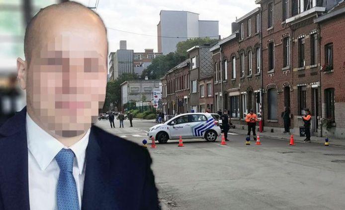 La victime Maxime Pans est entre la vie et la mort.