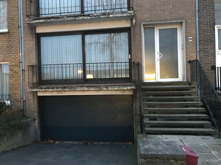 Garagepoort Vaartstraat Brugge schietincident