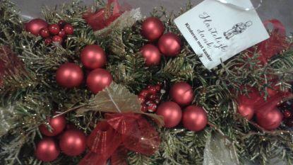 Sporthal Maricolen wordt werkatelier: week lang kerststukken maken voor goede doel