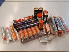 Illegaal vuurwerk in beslag genomen in woning Culemborg