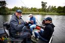 Sportvisser Johan Struwe is vrijwel dagelijks op het water te vinden. Hij is visgids in de Biesbosch en omliggende wateren en gaat met zijn klanten op jacht.