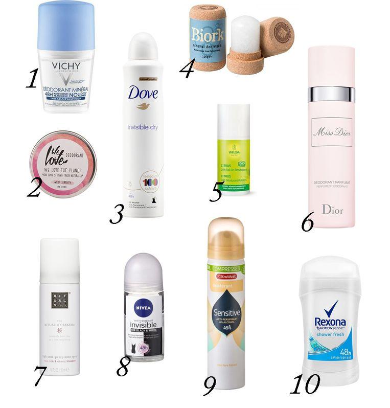 Gebruik Jij Wel De Juiste Deodorant Voor Jou Style Nina Hln