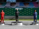 Bottas wint krankzinnige race, Hamilton vierde door tijdstraf, Verstappen valt uit