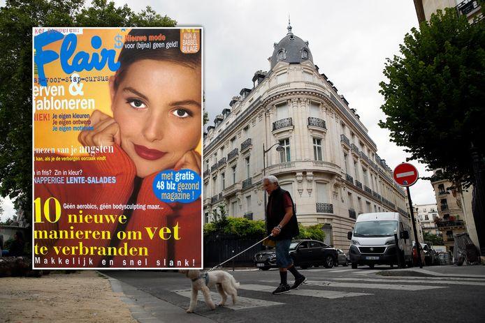 Epstein's appartementen in Frankrijk
