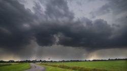 KMI waarschuwt opnieuw voor hevig onweer, maar het weekend wordt zonnig met temperaturen tot wel 29°C